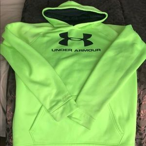 Under Armour Fleece Storm Hoodie